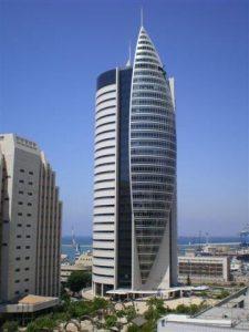 קריית הממשלה - חיפה
